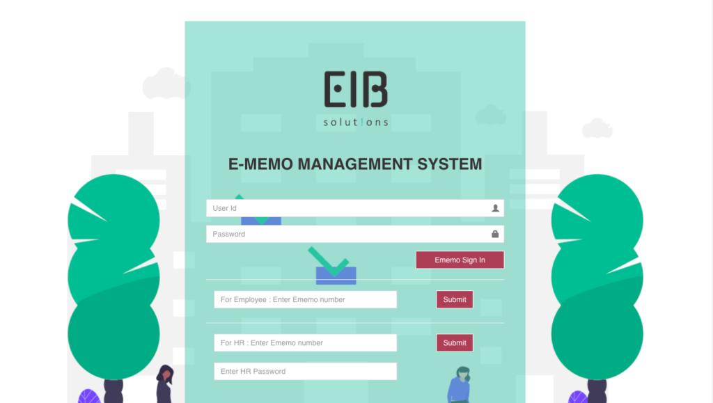 EIB E-Memo